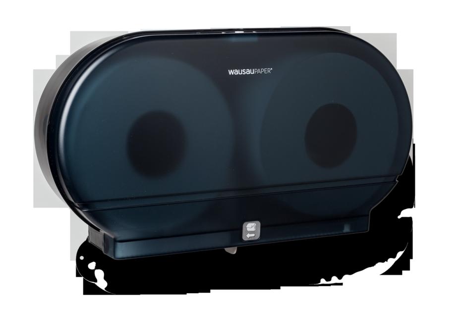 Wausau 88900 Side By Side Jumbo Jr 9 Tissue Dispenser